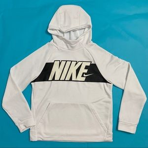 Nike Youth Large Spell Out Hoodie